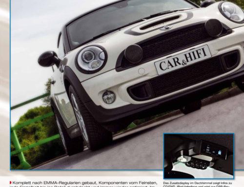 Testbericht aus der Car & Hifi 4/2015
