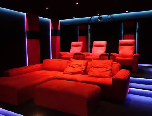 High-End Home Cinema